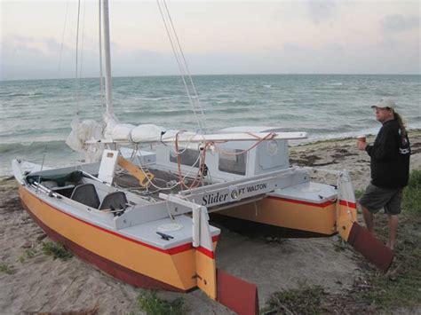 catamaran dory hull watertribe everglades challenge 2012 start tropical boating