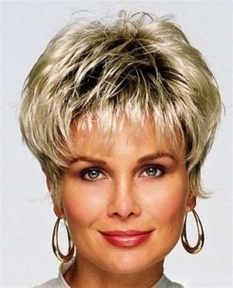 choppy layered hairstyles for women over 50 short hair styles for women over 40 short haircuts for