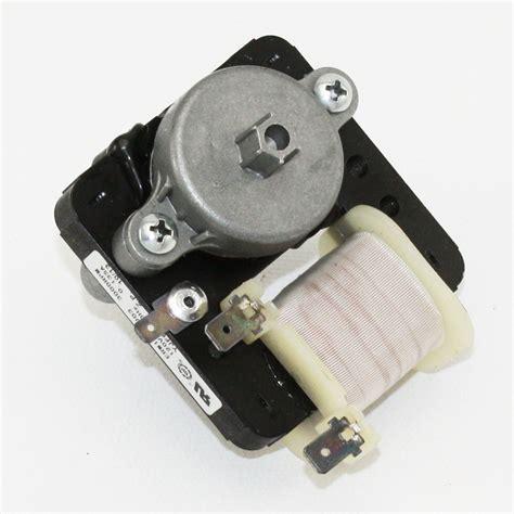 whirlpool evaporator fan motor erw10189703 for w10189703 whirlpool freezer evaporator fan