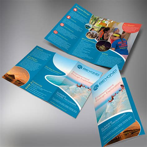 22 fresh tri fold travel brochure template collection zulmaaguiar com