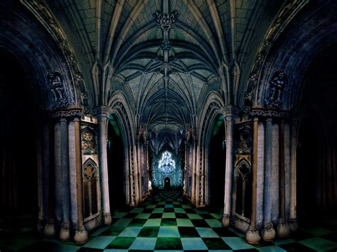 gothic interior this kind of reeminds me of wonderland too gothic