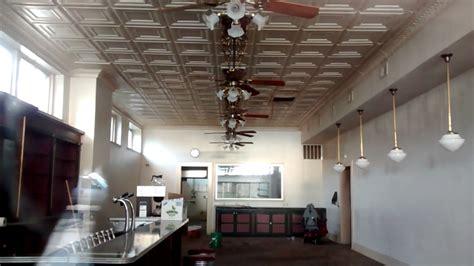 restaurants in the fan casablanca orleans ceiling fans in an abandoned