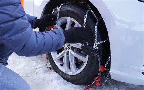 poner cadenas nieve youtube v 205 deo mira c 243 mo poner las cadenas de nieve met 225 licas