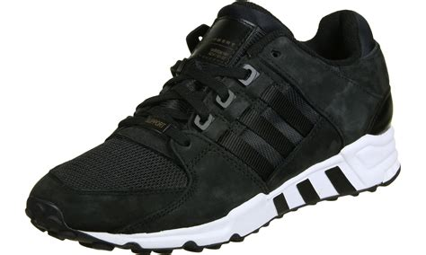 adidas eqt black adidas eqt support rf shoes black white