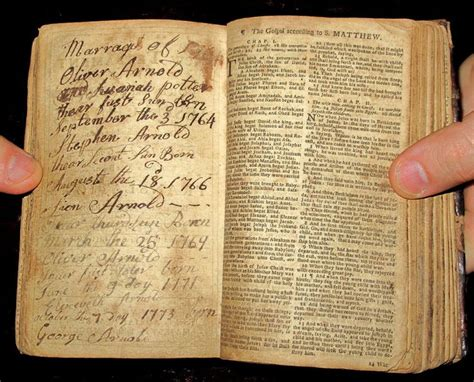 the genealogy of the benedicts in america classic reprint books 1760 benedict arnold family holy bible colonial family