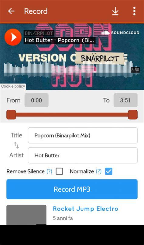 download mp3 da soundcloud come scaricare canzoni da soundcloud o da youtube con