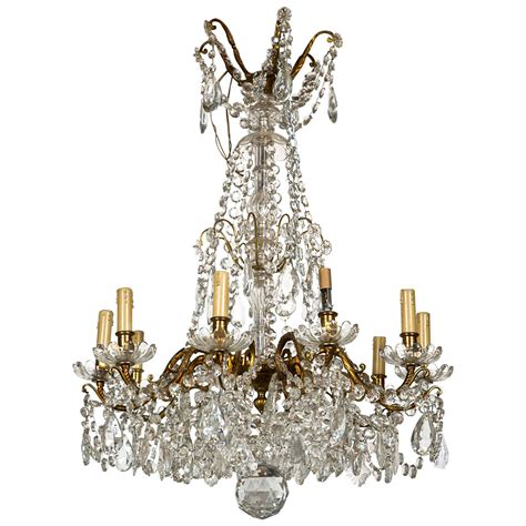 Styles Of Chandeliers Bronze And Georgian Style Chandelier At 1stdibs
