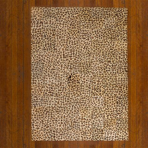 Patchwork Cowhide Leather Rugs - patchwork leather cowhide rug 11p4079 120x180cm 2