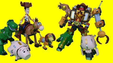 Robot Story Koboi Woody 超合金 トイ ストーリー 超合体 ウッディロボ シェリフスター 토이스토리 초합금 로봇 story woody sheriff robot