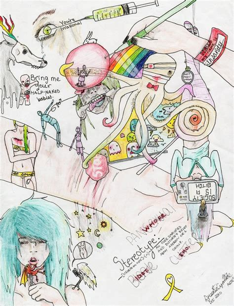 how to draw a random doodle i draw random stuff by arseniccyanide on deviantart