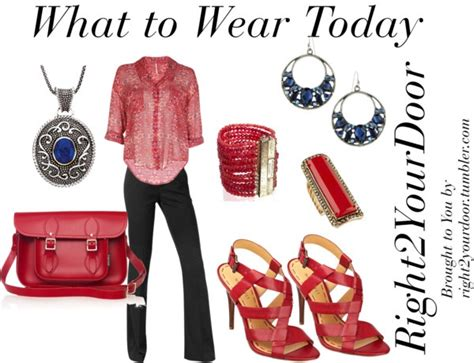 what to wear to the pin by right2yourdoor on what to wear today