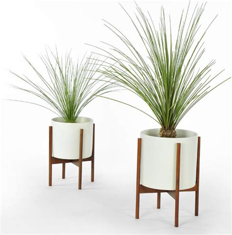 modern plant pots beautify your home with modern indoor pots and planters inhabit