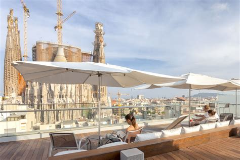 Roof Top Bars Barcelona by Die Besten Rooftop Bars In Barcelona Merian