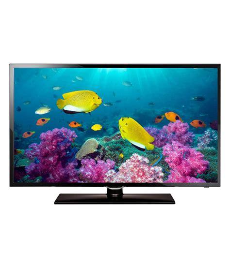 Tv Led Samsung 32 Inch Seri Ua32f4000am Hd buy samsung 32f5100 seri 81 cm 32 hd slim led television at best price in