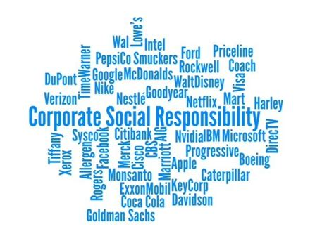 corporate responsibility a new corporate social responsibility strategy