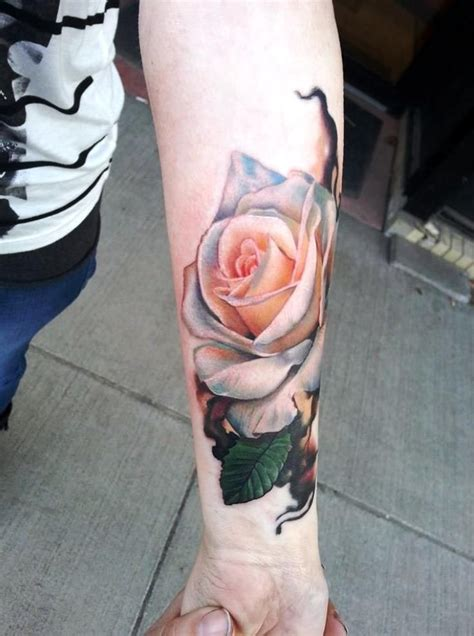 tattoos of white roses best 20 white tattoos ideas on