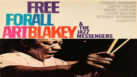 Free For All by Blakey The Jazz Messengers Free For All