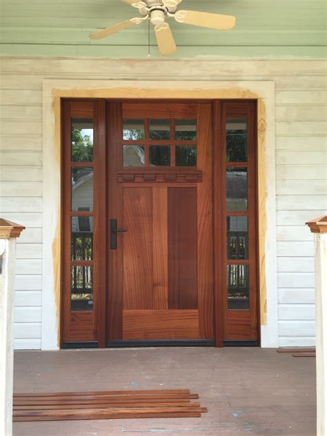 craftsman style front doors for homes entry doors gainesville jacksonville ocala the villages