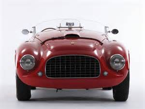 166 Mm Touring Barchetta 1950 166 Mm Barchetta In The Style Of Touring