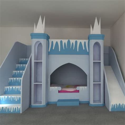 Bunk Beds For 100 Dollars Frozen Bedding On Pinterest Disney Frozen Bedroom Frozen Bedroom And Frozen Room Decor
