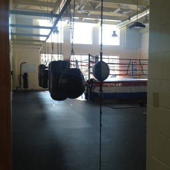 Boxing Room by Charles Houston Recreation Center Community Service Non