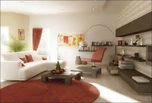 Elegant and bold red and white living room furniture furniture