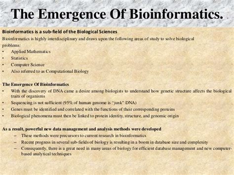 bioinformatics research papers bioinformatics research papers 28 images