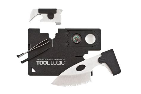 credit card multi tool tool logic credit card sized multi tool fits in wallets