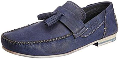 pavers loafers shoes pavers s navy leather loafers and mocassins