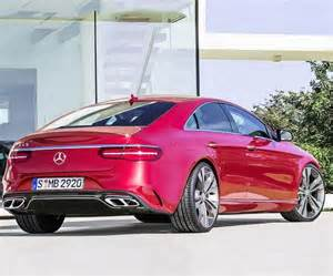 Mercedes Cls Price 2018 Mercedes Cls Changes Release Date Specs