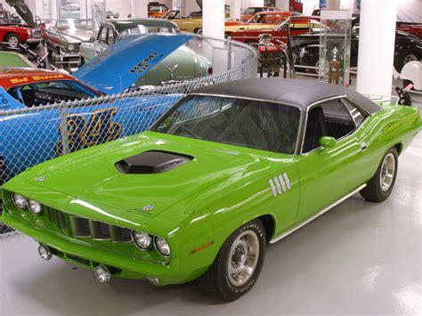 Plymouth Hemi Barracuda (1971)