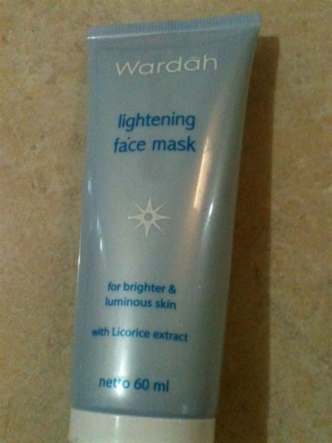 Masker Dan Peeling Wardah and order et al review wardah peeling lightening mask