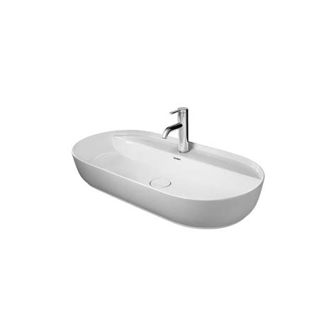 duravit luv top basin xcm  overflow  tap