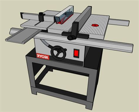 ryobi bt3000 combination table saw router table
