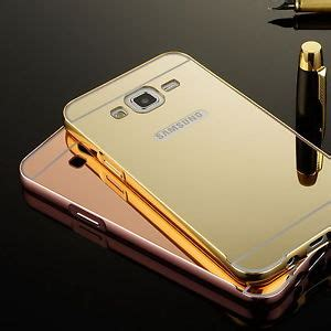 Casing Luxury Bumper Mirror Samsung Galaxy S4 for samsung galaxy j1ace j2 j3 on5 on7 mirror luxury