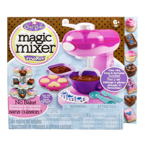 Mixer The Baker spin master cool baker cool baker magic mixer maker