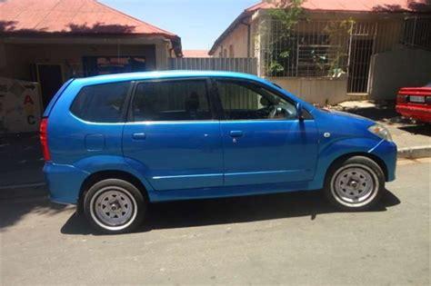 Lu Belakang Toyota Avanza 2012 2012 toyota avanza 2012 cars for sale in gauteng r 125