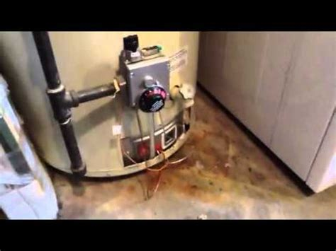 gas water heater pilot light won t stay lit pilot light won t stay lit how to replace a broken