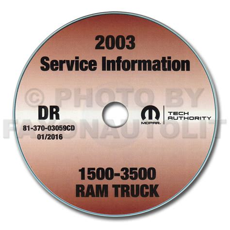 service and repair manuals 2003 dodge ram 1500 head up display 2003 dodge ram 1500 3500 truck repair shop manual cd rom original