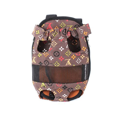 Pet Front Pack Carrier pet backpack carrier puppy pouch cat front bag or back
