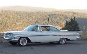 1959 chevrolet impala sport coupe smitty