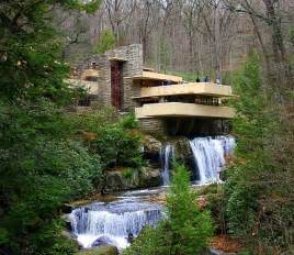 Falling Water House Fallingwater House My Style Pinterest