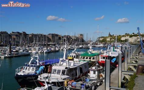 porto della francia dieppe il porto nord della francia 169 foto dieppe