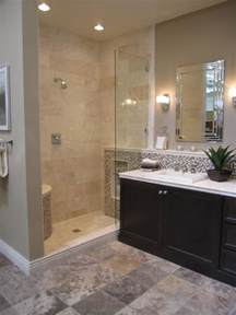 travertine tile shower designs images