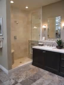 travertine tile bathrooms design ideas