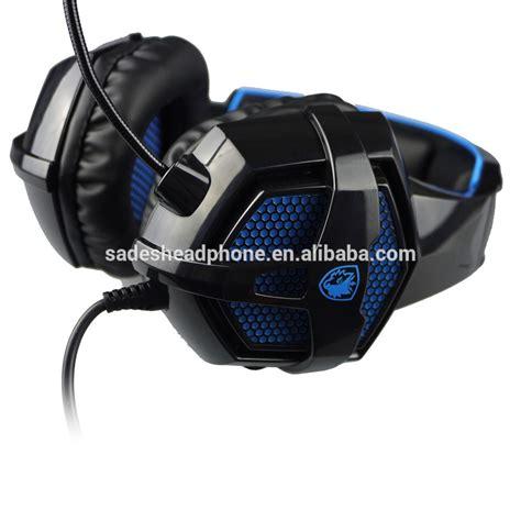 Headset Gaming Sades Sa 739 Bpower Jual Headset Gaming Sades Bpower Sa739 Sa 739 Y Cable