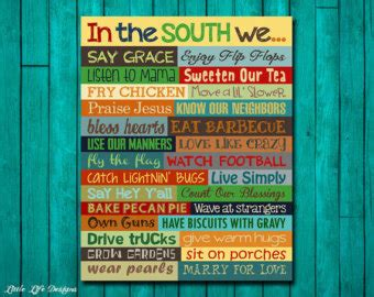 southern charm phrases southern sayings etsy