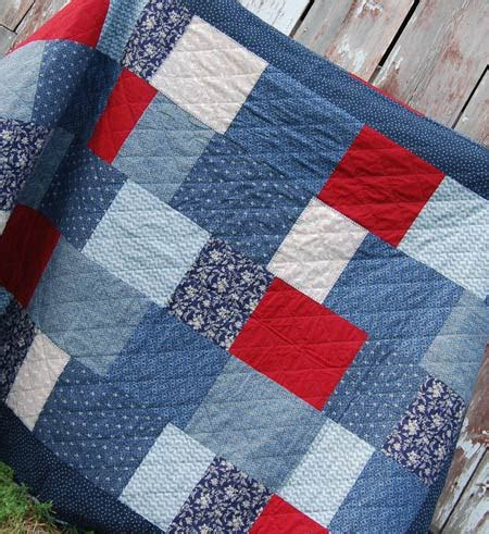 How To Make A Quilt Beginners by Learn How To Make A Quilt Martha S Quilt Course