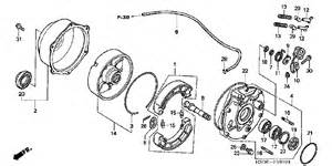 honda recon 250 carburetor diagram honda free engine