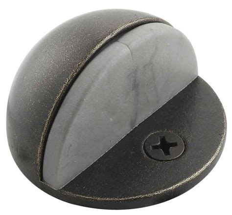 Door Knob Stop emtek half dome door stop shop door accessories at